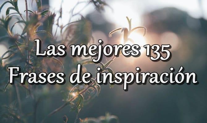 135 Frases Inspiradoras Para Alcanzar Tus Sueños