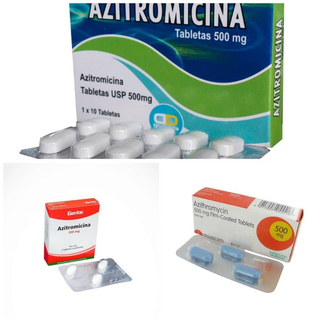 Conoce todas las características de la azitromicina