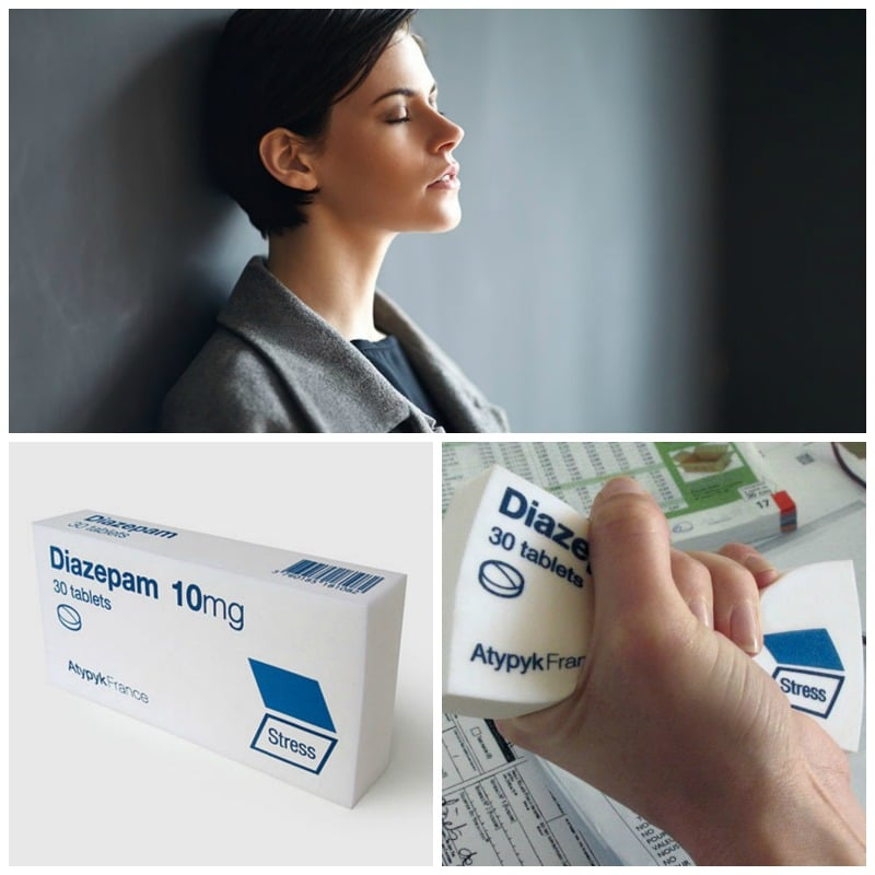 Comparativa lexatin vs diacepam