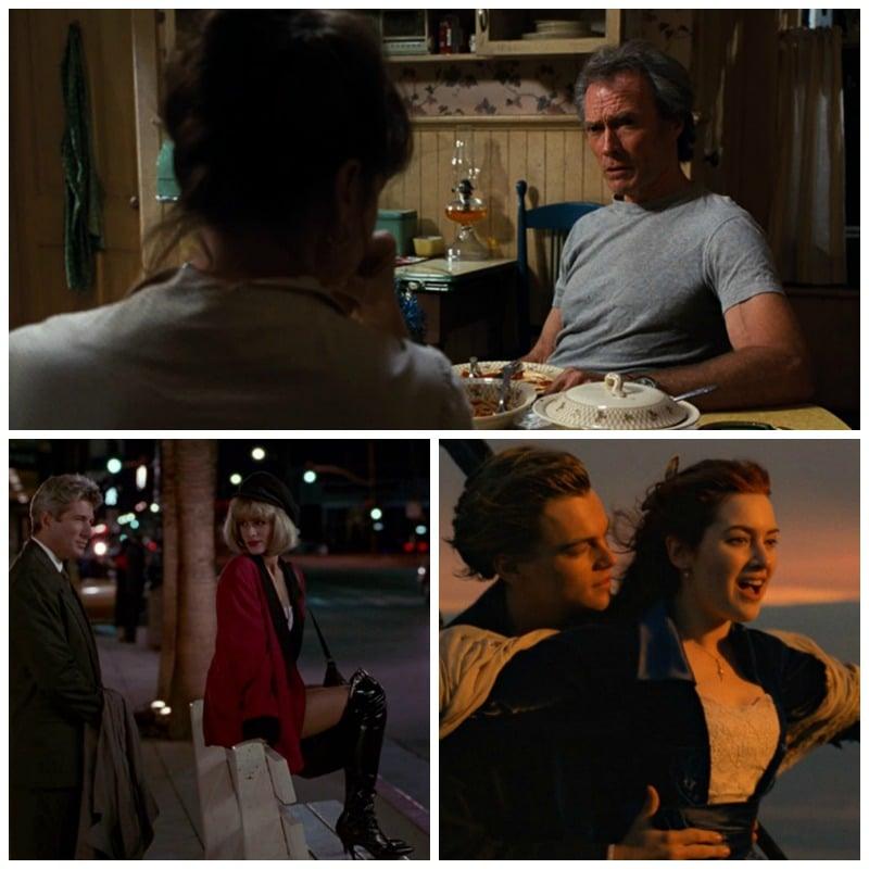 Las mejores películas de amor y románticas