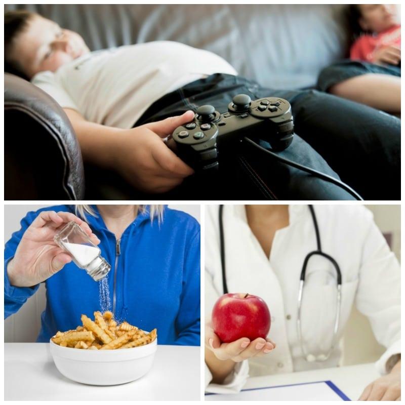 Todos los tipos de obesidad según sus características