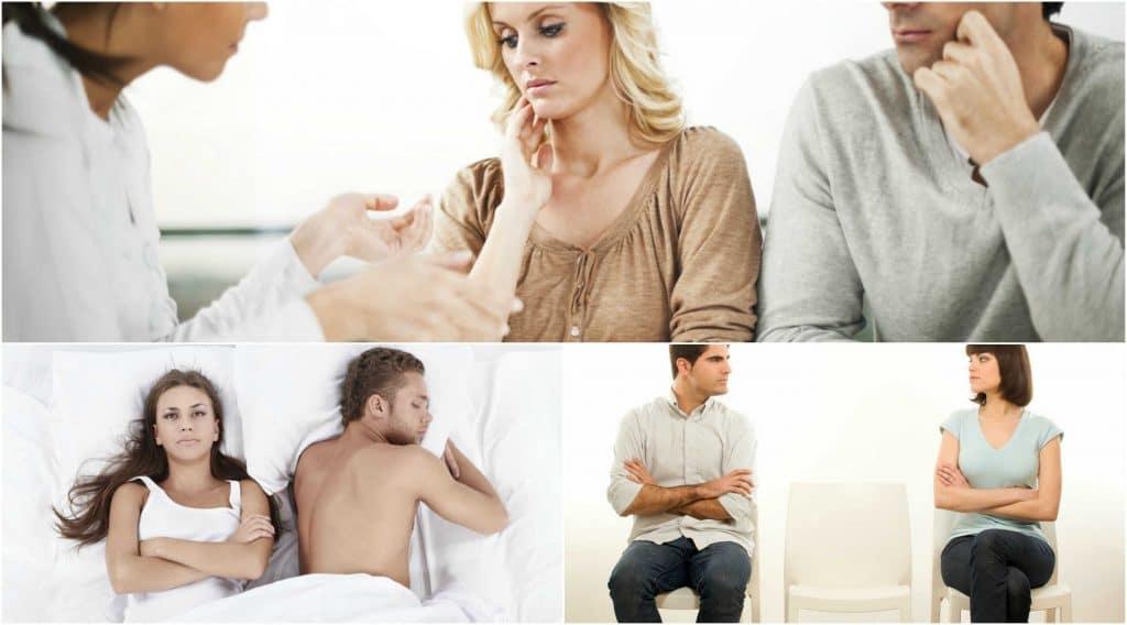 Consejos para solucionar problemas de pareja