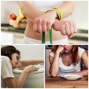 Cuáles son todos los tipos de bulimia