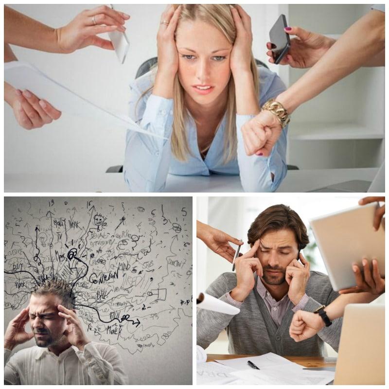 El estrés crónico, un problema cada vez más presente en nuestra sociedad