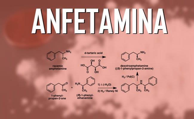 Anfetamina — qué es, tipos y cuáles son sus efectos