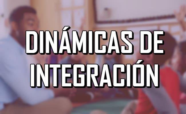 11 Dinámicas de integración para grupos de niños, adolescentes y adultos