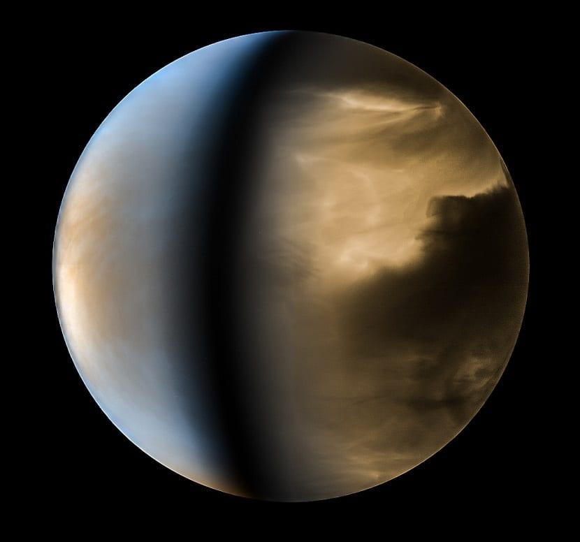 Fases de Venus aportadas por Galileo GAlilei