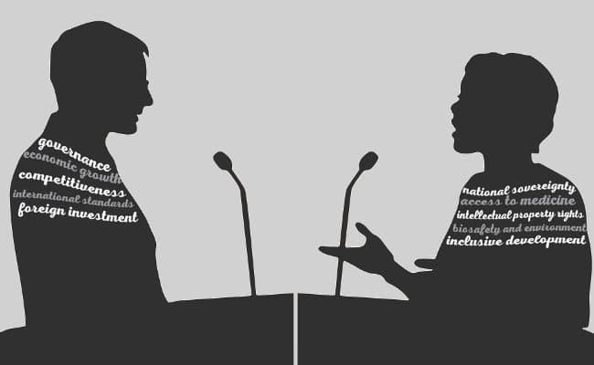 Descubre quienes participan en un debate y cómo se desarrolla