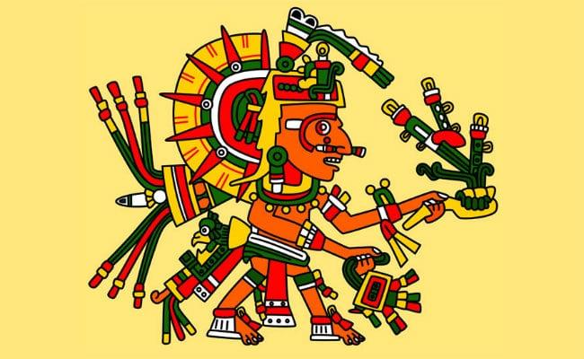 Conoce Los Dioses Aztecas Y Su Mitología
