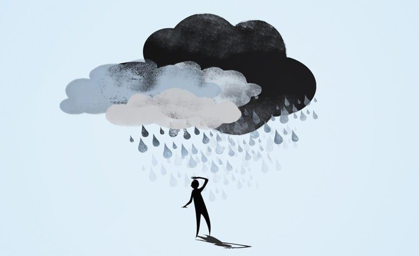 tristeza y depresión, desamparo