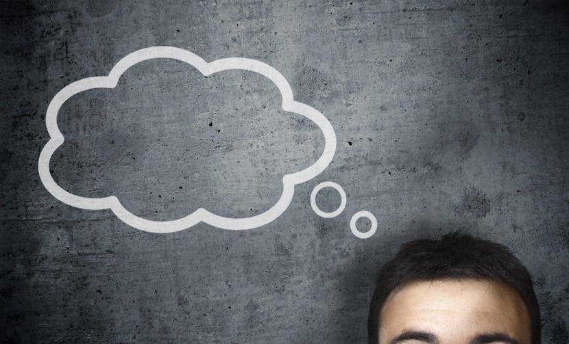pensar con distorsión cognitiva