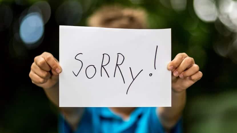 nene pide perdón por robar