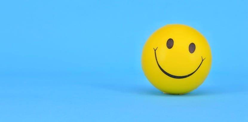 carita de felicidad