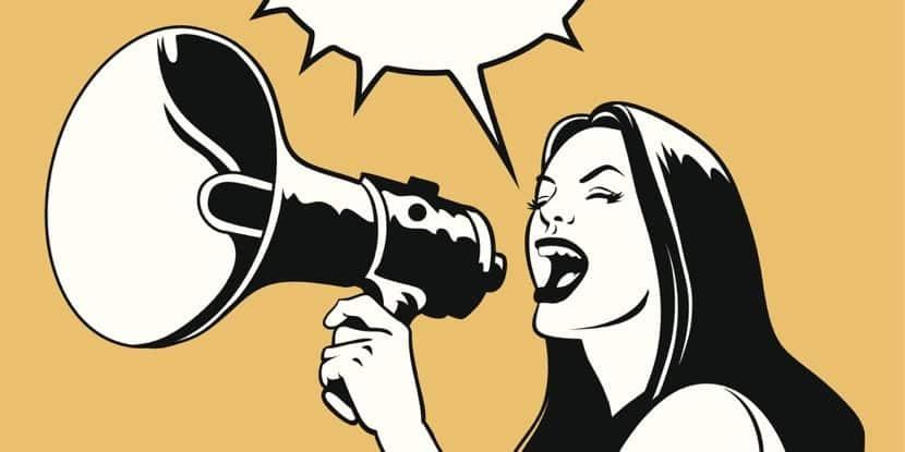 Lucha de las mujeres por la igualdad social