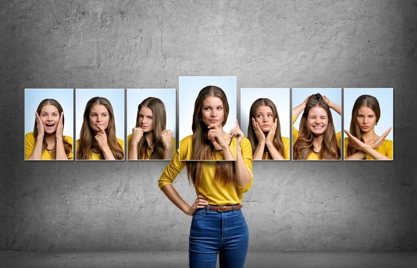 diferentes tipos de emociones