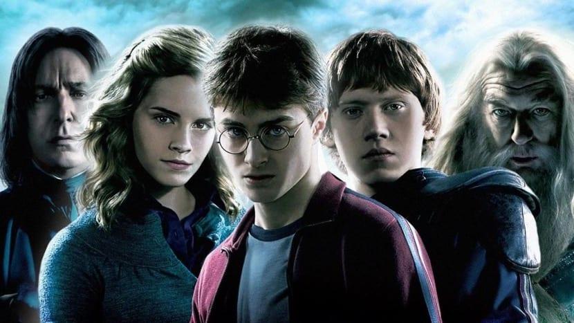 Harry Potter y sus aliados