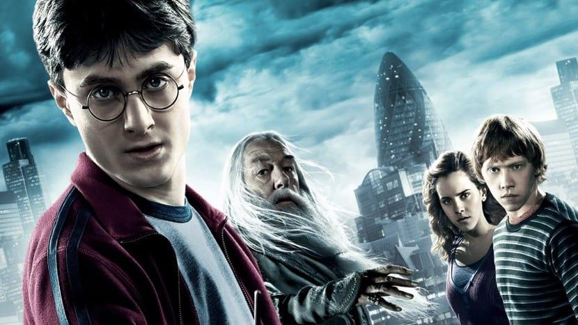 HarrY Poter en lucha con aliados