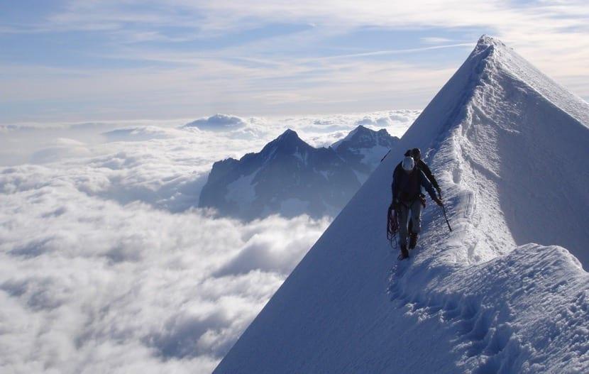 escalar para conseguir los sueños