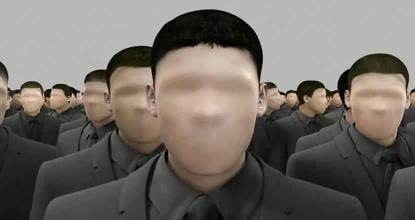 imposible reconocer las caras con agnosia