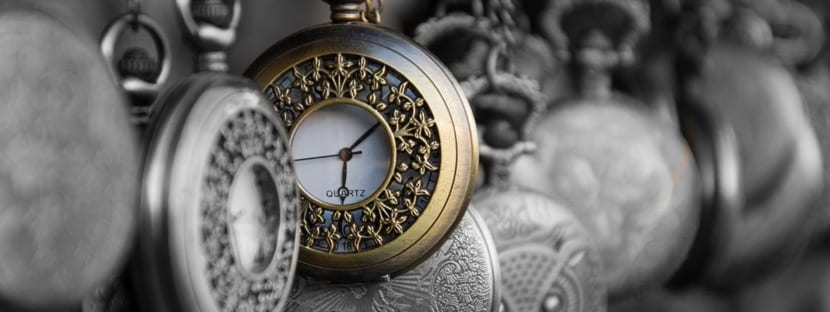 el tiempo no pasa en filosofia