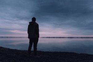 persona con trastorno melancolico