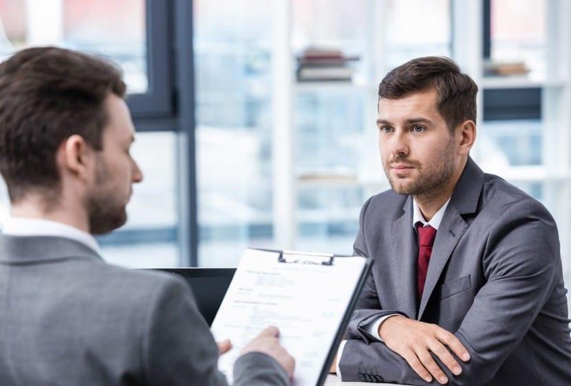 preguntas incómodas en una entrevista de trabajo
