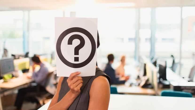 preguntas incomodas en la oficina