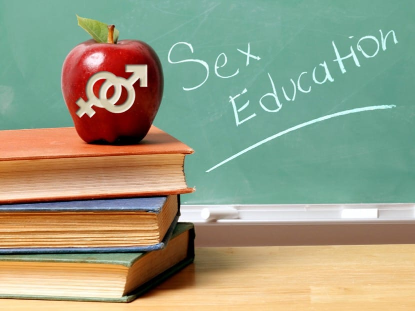 aprendizaje de educación sexual