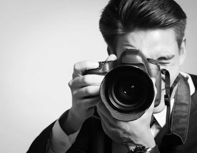 tener como hobby la fotografia