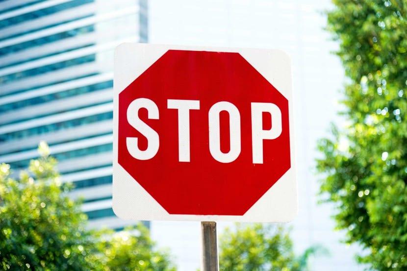 stop a la vida