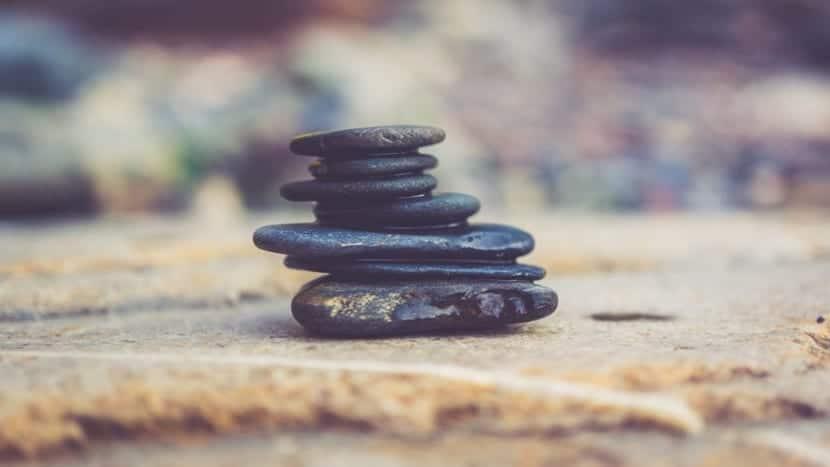 el karma y la paz mental