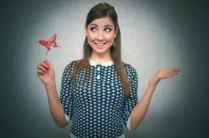 pensar en el efecto mariposa
