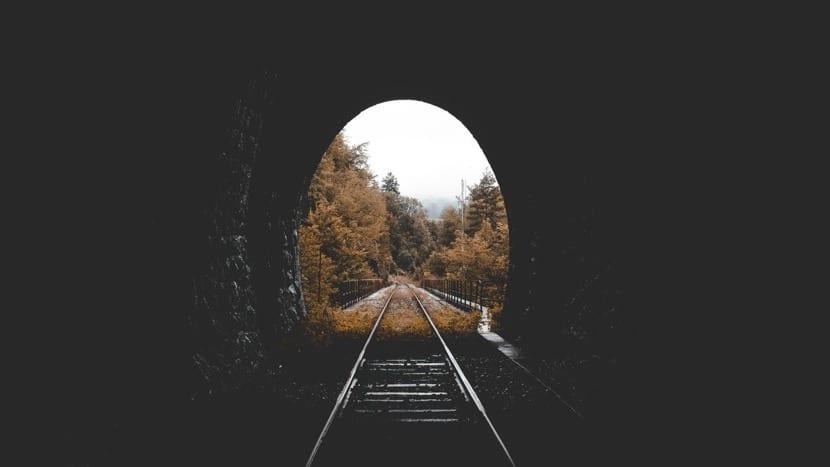 ver la luz al final del tunel