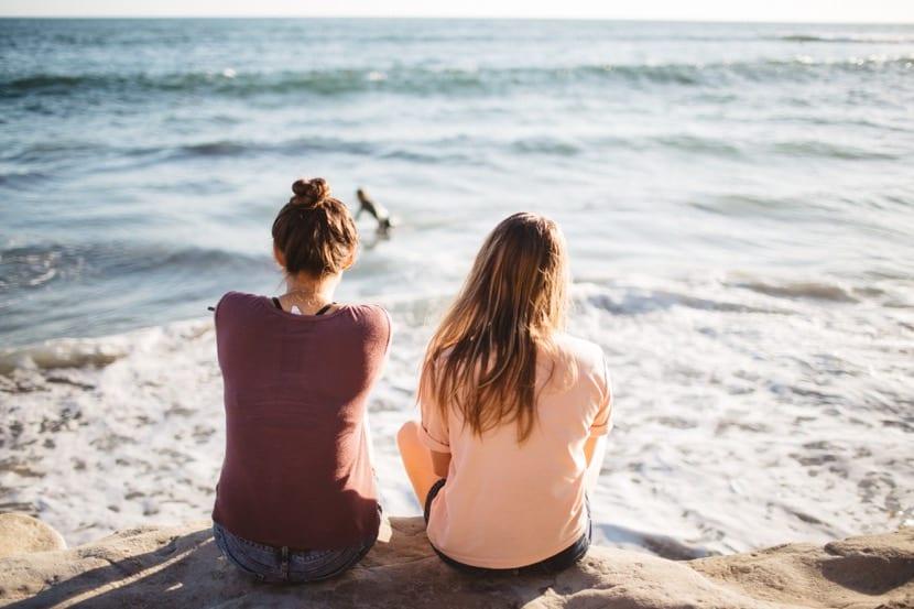 amor platonico entre amigas