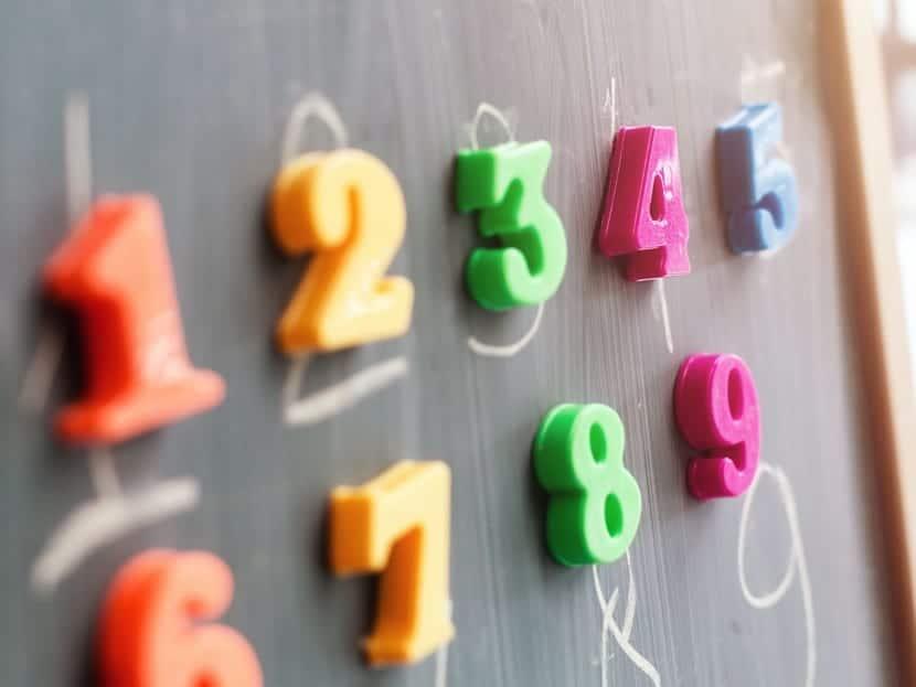 discalculia en los numeros