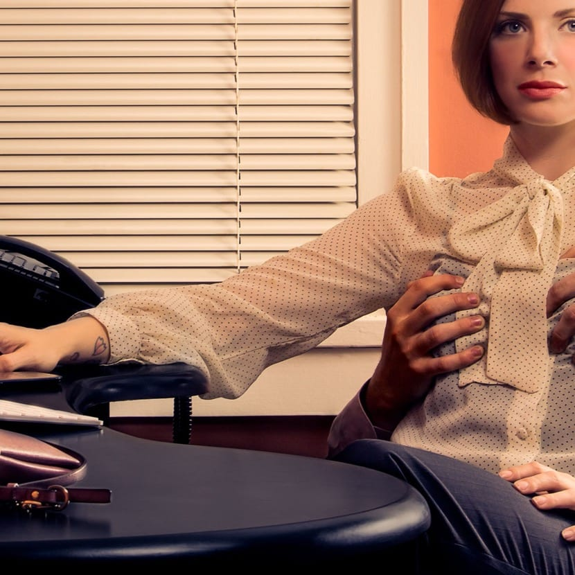 abuso sexual en el trabajo
