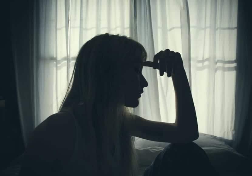persona con ansiedad y depresion