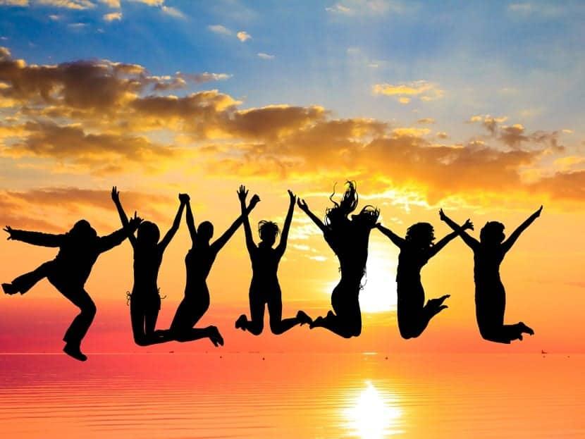 personas exitosas y felices