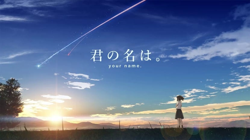 pelicula japonesa your name