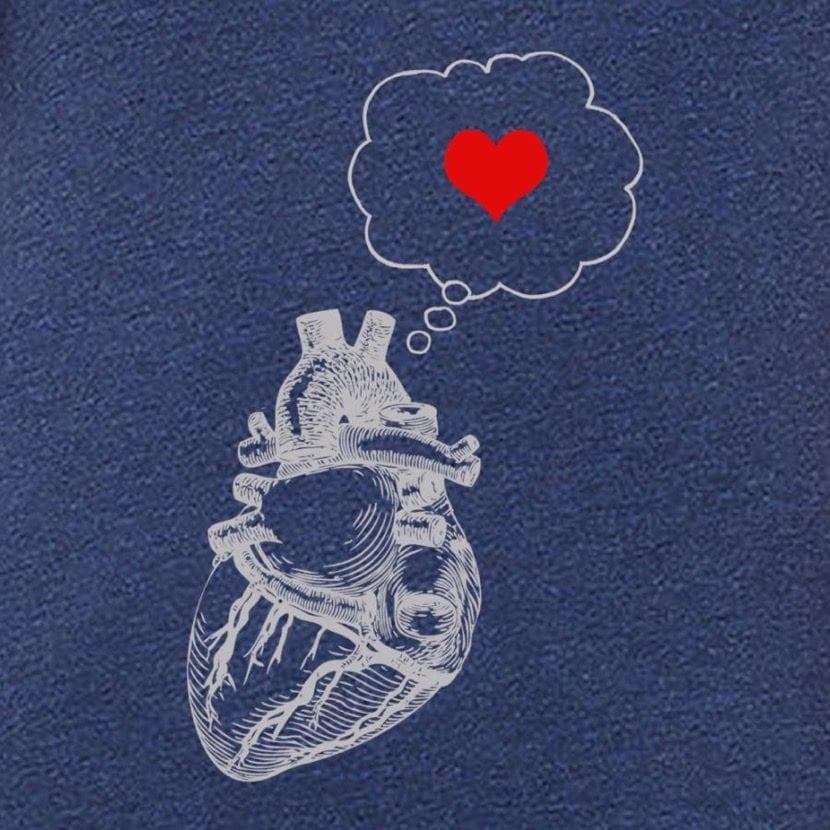 corazón que siente