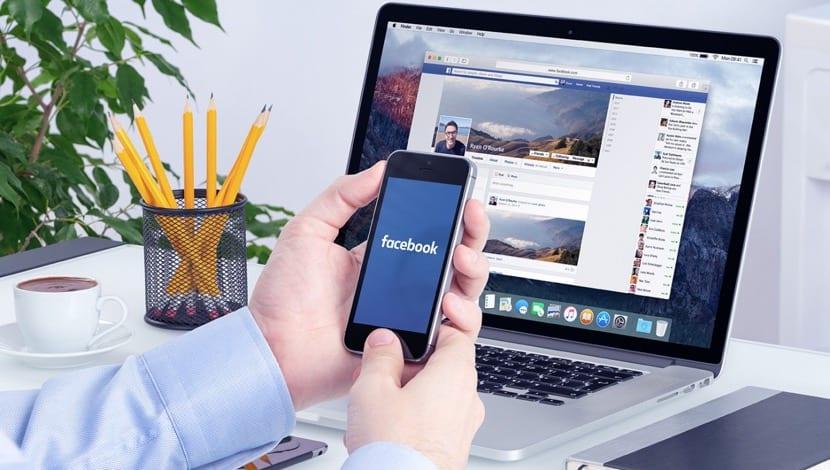 mirar el facebook