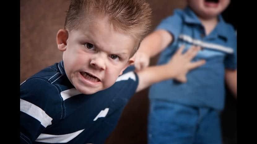 agresion infantil