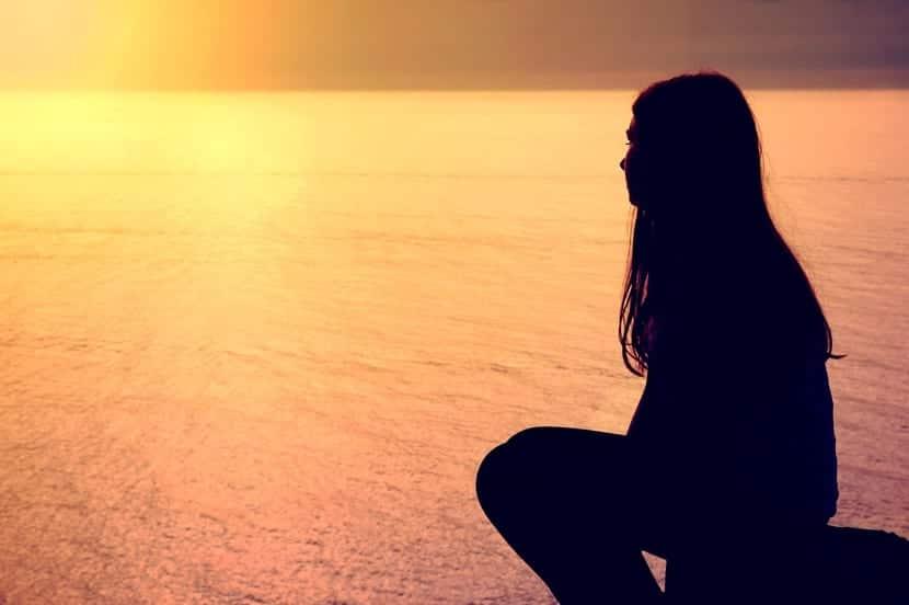 tristeza ante la perdida de un ser querido