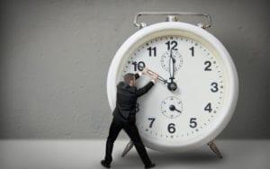 cronofobia y paso del tiempo