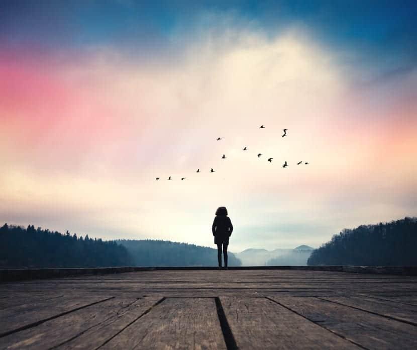 estar en soledad