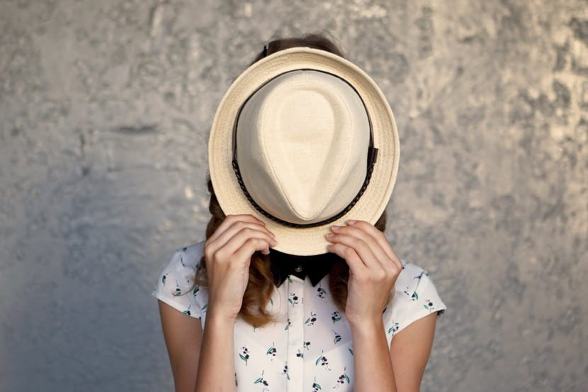 persona timida