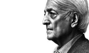 Jiddu Krishnamurti perfil