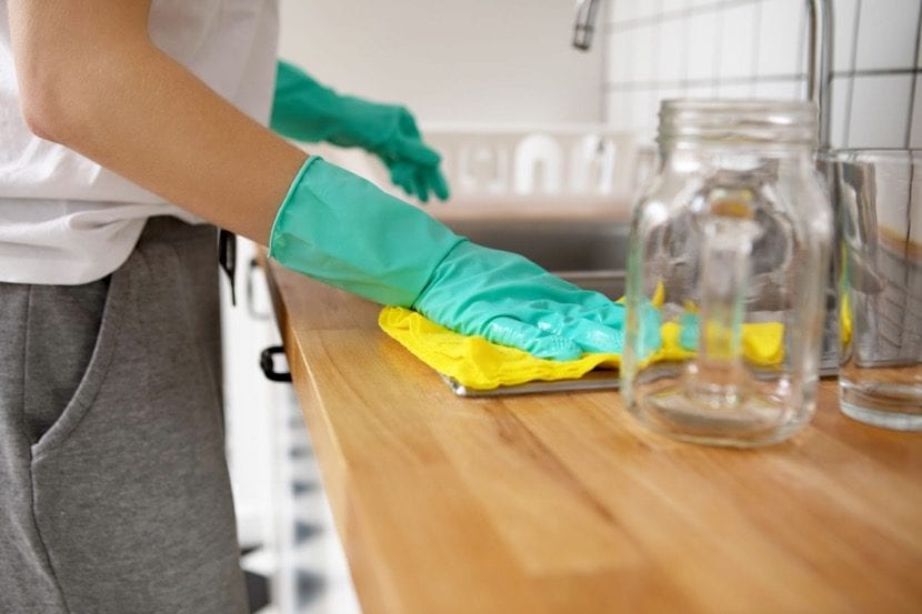 obsesion por limpiar