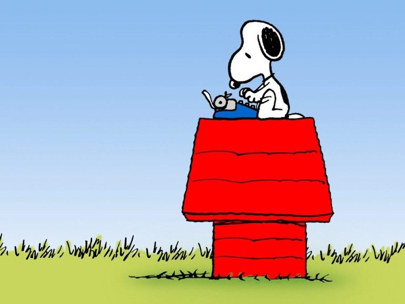 Charles Monroe Schulz snoopy