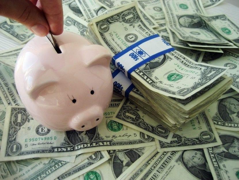 conseguir el éxito con el dinero